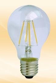 3,3W LED Heldere gloeilamp warm wit
