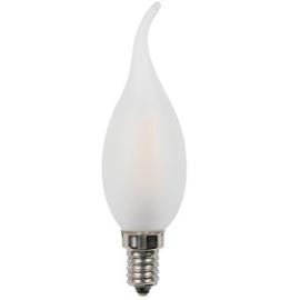 filament LED kaarslamp 6W E14 230V dimbaar