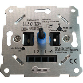 LED Pro dimmer - universel - 0-150 watt