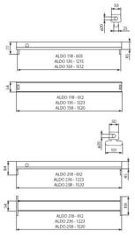 ALDO 136R 120cm (08994)