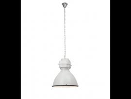 Industriele hanglamp Boston wit