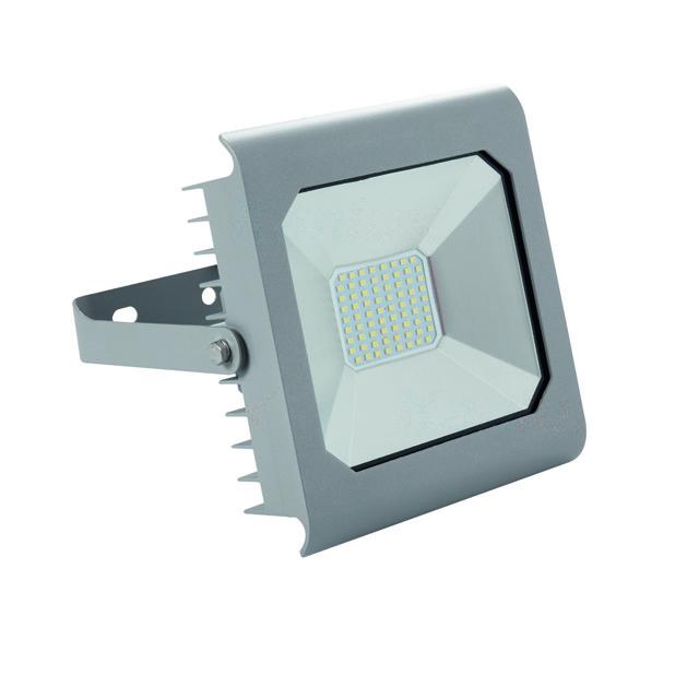 ANTRA - 50watt- LED - bouwlamp - neutraal wit - grijs