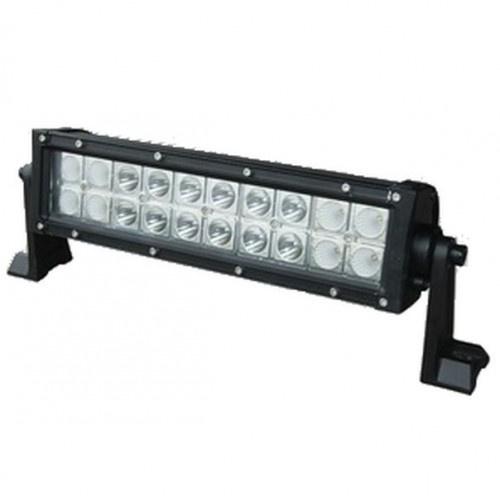 led bar - 12/24v - 30 cm- 72 watt- verstraler