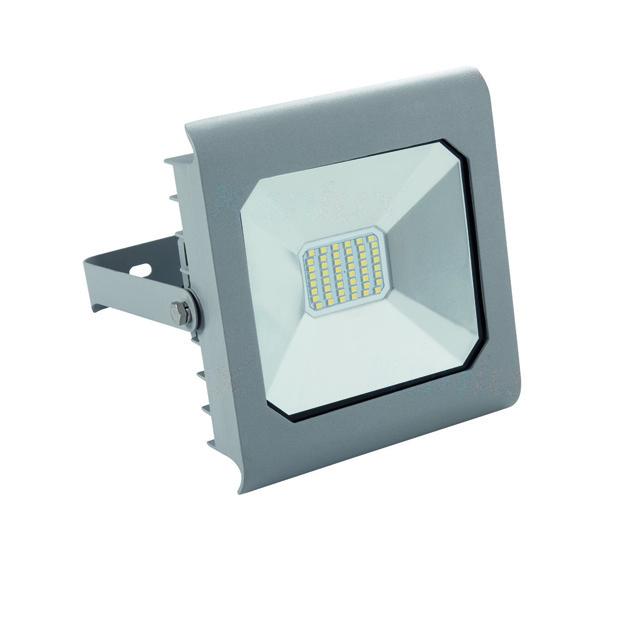 ANTRA - 30watt- LED - bouwlamp - neutraal wit - grijs