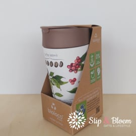 Bioloco deluxe travelcup - Coffee