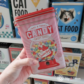 Clip top box - Candy
