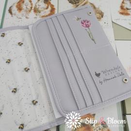 "Wrendale Notebook Wallet ""Flight of the Bumblebee"""