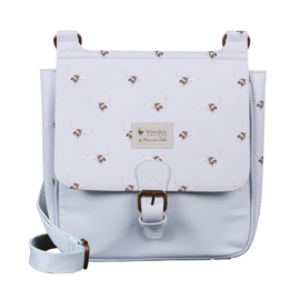 "Wrendale satchel ""Flight of the Bumblebee"""