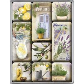 Magneetset - Mediterranean Garden