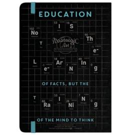 Notebook / Bullet Journal - Einstein - Genius Notes