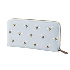 "Wrendale large purse ""Bumblebee"" - hommel"