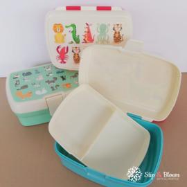 Lunchbox  met tray - Nine Lives