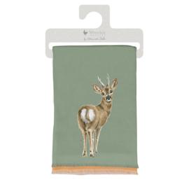 Wrendale winter scarf - The Roe Deer - hert