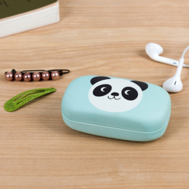 Mini travel case - Miko the panda