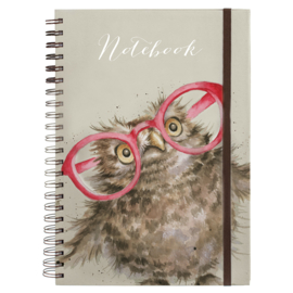 "Wrendale A4 Notebook ""Spectacular"""