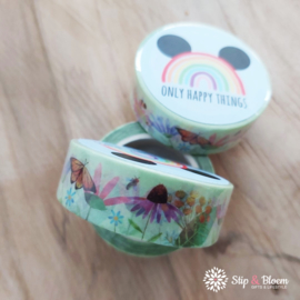 Washi tape - birds & bees