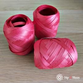 Eco krullint - 20m - rood