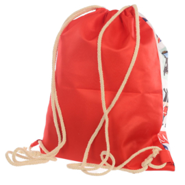 Drawstring rugzak London