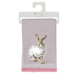 Wrendale winter scarf - Mountain Hare