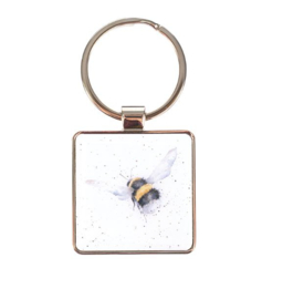 "Wrendale sleutelhanger ""Flight of the Bumblebee"" - hommel"