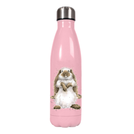 "Wrendale 500ml thermosfles ""Piggy in the Middle"""