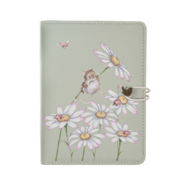 """Wrendale Personal Organiser - """"Oops a Daisy"""" - muis"""