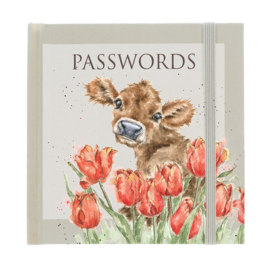 Wrendale Password Book - Bessie