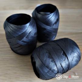 Eco krullint - 20m - zwart