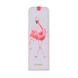 """Wrendale boekenlegger """"Flamingo"""""""
