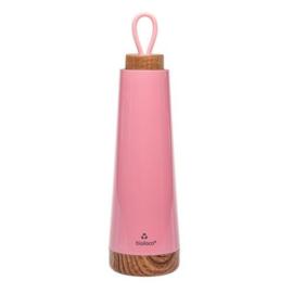 Bioloco Loop thermosfles - 500 ml - pink