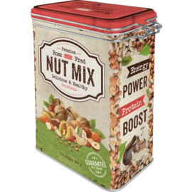 Clip top box - Nut mix