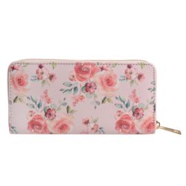 Portemonnee - Pink Roses