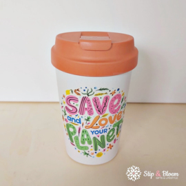 Bioloco easy travelcup - Love your planet