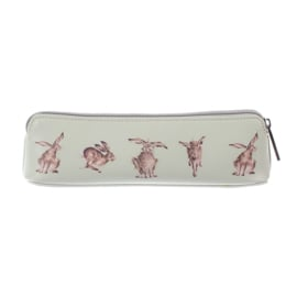 "Wrendale brush bag ""Leaping Hare"" - haas"
