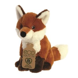Eco Nation knuffel vos