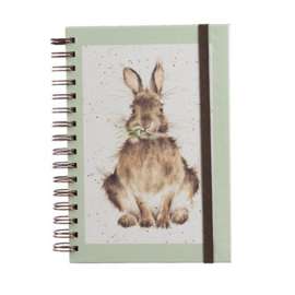 "Wrendale A5 Notebook ""Daisy Rabbit"""