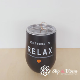 Bioloco rvs office cup - Relax