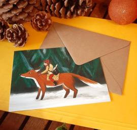 Esther Bennink kaart - Fox Delivery