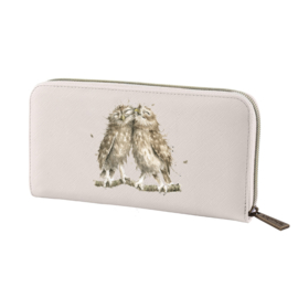 """Wrendale large purse """"Owl"""" - uil"""