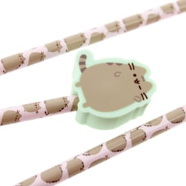 Pusheen potlood met gum