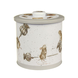Wrendale Biscuit Barrel - mouse