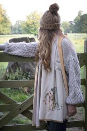 Wrendale winter scarf - Awakening