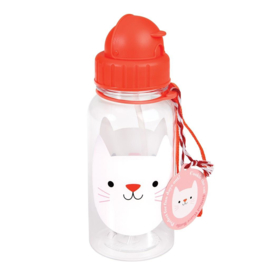 Tritan drinkfles Cookie the cat 500ml