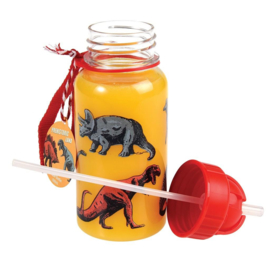 Tritan drinkfles prehistoric dinosaur 500ml