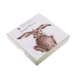 "Wrendale compactspiegel ""Hare Brained"" - haas"