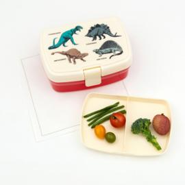 Lunchbox  met tray - Prehistoric Dinosaur