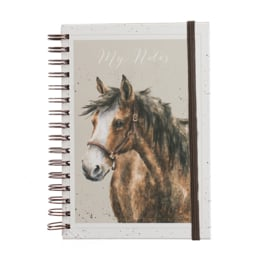 "Wrendale A5 Notebook ""Spirit"""