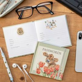Wrendale Password Book - Bessie