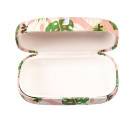 Mini travel case - botanical