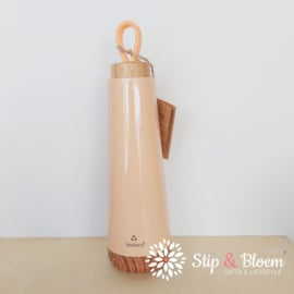 Bioloco Loop thermosfles - 500 ml - apricot